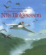 Le merveilleux voyage de Nils Holgerson - l'album