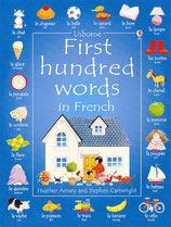 Book+online audio: First hundred words in French