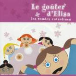 CD songs for children: Le goûter d'Elisa
