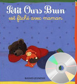 Children audio story book: Petit Ours Brun