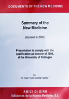 Summary of the New Medicine