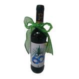 Bouteille de vin 60 ans