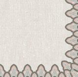 Serviettes Dunilin motif