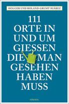 """Buch """"111 Orte in und um Gießen..."""""""