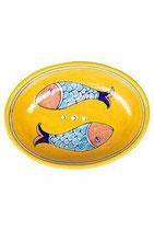 Seifenschale Fische