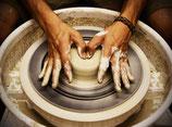 workshop potten draaien - eenmalige initiatie