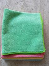 MIKROFASERTUCH SUPERCLEAN, grün