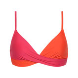Bright rose Bikinitop