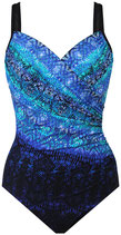 Miraclesuit badpak Blue Curacao Seraphina