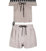 Terry Ray Badstof Playsuit Lexi