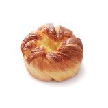 クロワッサンチーズベーグル