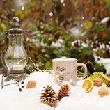 Caffee im Schnee