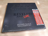 Accept - Restless & Live: Blind Rage Live In Europe 2015 (4LP-Box Set)