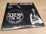 Bruce Dickinson - Scream For Me Sarajevo (2LP)
