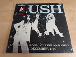 Rush - Agora Ballroom, Cleveland Ohio 16th December 1974