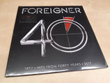 Foreigner - 40 (2LP)
