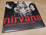 Nirvana - Palladium, Hollywood 1990 (2LP)