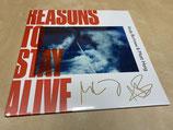 Andy Burrows & Matt Haig - Reasons To Stay Alive