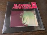 Alan Vega - Power On to Zero Hour (2LP)