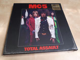 MC5 - Total Assault (3LP-Box Set)