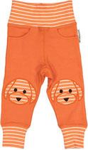 Geggamoja Baby Pants Doddi orange