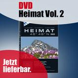 HEIMAT 46° 48° N - Chiemsee, Chiemgau, Alpenland  |  VOL. 2 - DVD