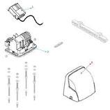 Boîtier électronique pour Axovia 400C NS, LS 400 NS, SLD 3000 - 9013308 SOMFY