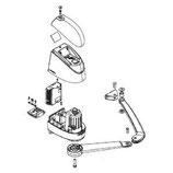Kit d'accessoires pour un moteur à bras - 2509051 SOMFY