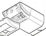 Capot MARANTEC Comfort 252 - 78502