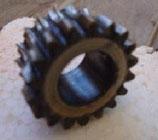 Pignon cranté pour moteur DEA 302 - 922070H