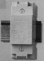 Transformateur 8V 1A sur rail Din - D780
