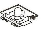 Platine alimentation MARANTEC Comfort 250.2 SPEED - 87990