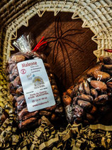 FEVES DE CACAO CRUES DE MADAGASCAR 150G