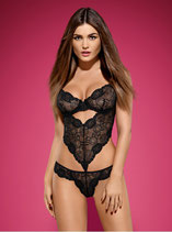 Alluria Teddy Black
