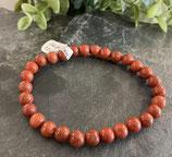 Jaspe rouge - Bracelet