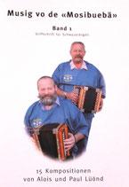 Musig vo de Mosi Buebe Band 1