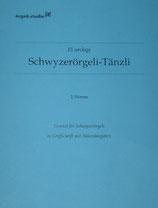 Schwyzerörgeli-Tänzli, 1. Stimme