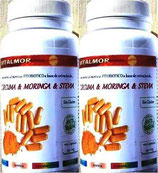 .Cúrcuma+moringa+stevia en capsulas (OFERTA LIMITADA)