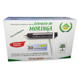 Extracto de moringa en ampollas (Mayor concentración)