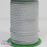 Cordón plateado 453 - 0,3 cm
