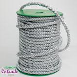 Cordón plateado 430 - 0,6 cm