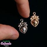 Corazón exvoto 1 - mini
