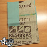 "Costal 0203 - en ""L"" Saco de Café & cuadros"