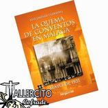 La quema de Conventos en Málaga