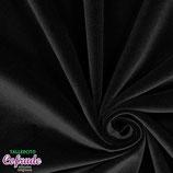 Terciopelo calidad 1000 - Negro