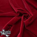 Terciopelo chisplus - Rojo sangre