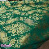 Brocado 04 - Clásico Verde