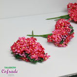 Flores 04 - de tela