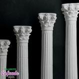 Columnas de Escayola