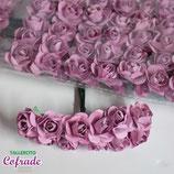 Flores Violeta 1 cm
